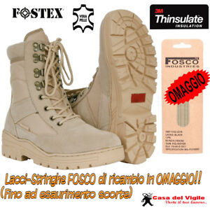 amphibies Fostex Bottes militaires Coyote Cuir Tan Airsoft Dᄄᆭsert vᄄᆭritable Chasse J3TKclF1