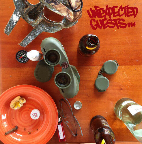 MF Doom - Unexpected Guests [New Vinyl]
