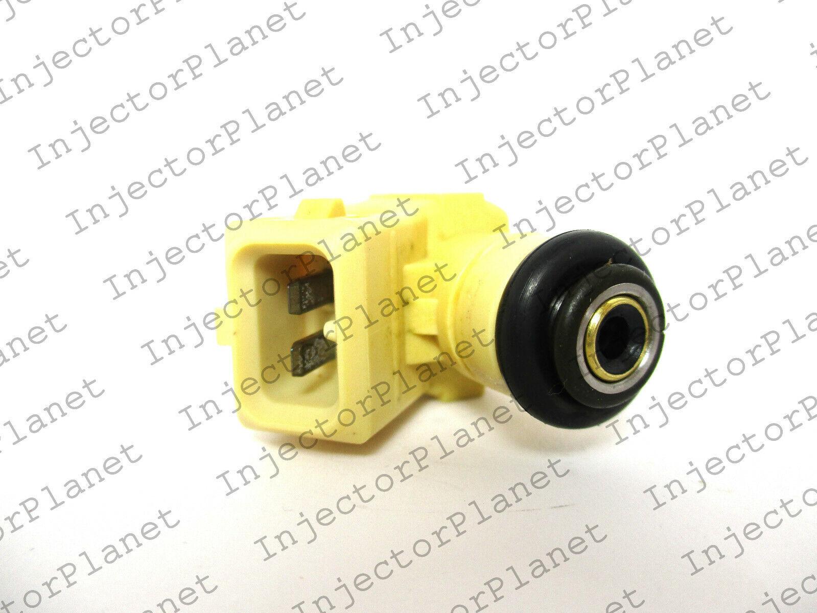 Set of 8 Bosch 0280156074 injector 01-06 Mercedes CLK55 AMG 5.5L V8 A1130780349
