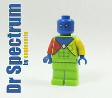 LEGO Custom - Dr Spectrum - Marvel Super heroes mini figure Squadron Supreme