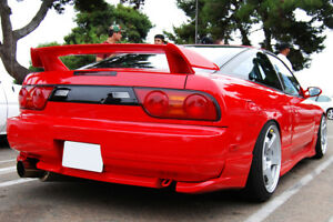 REAR-BUMPER-SPOILER-SPATS-LIP-COMPATIBLE-WITH-NISSAN-S13-180SX-200SX-TYPE-X