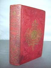 1858 The Poetical Works of William Cowper - Decorative Gilt HB - John Gilbert