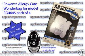 Rowenta-Wonderbag-Vacuum-Cleaner-Bags-Pk4-Part-No-WB484730-for-model-RO464583