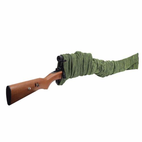 Pochette de pour fusil pour carabine avec lunette de visée traitée au pistolet