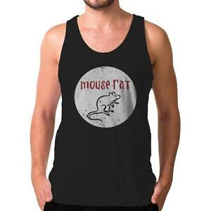 534af4ff61c87 Details about Mouse Rat Band Singlet Tank Top Parks and Recreation  Scarecrow Boat Andy Dwyer P
