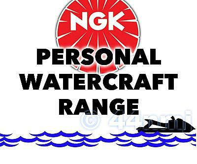 New NGK Long Life Laser Platinum KAWASAKI Jet Ski STX DI JT1100 PZFR7G-G