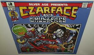 CZARFACE-MEETS-GHOSTFACE-2019-BRAND-NEW-SEALED-VINYL-LP