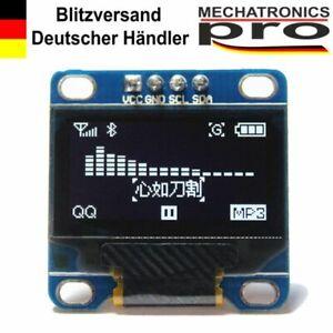 OLED-Display-I2C-IIC-0-96-LCD-White-Arduino-Raspberry-Pi-128X64-TWI-SSD1306