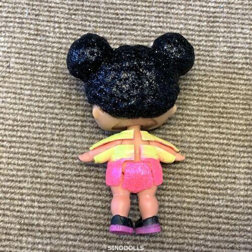 Glitter Hoops MVP Baby Big Sister Doll GLITTER ATI Series Toy Gift #G-010 Toys