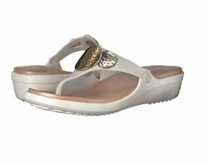 Reef Cushion Moon Women's Size Black Sandals Flip Flops 1276RFBLA