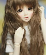 1/4 BJD doll Girl Unoa lusis Doll FREE FACE MAKE UP+EYES-Araki_neutral color