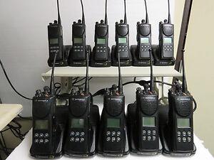 Motorola-XTS3000-Model-II-UHF-450-520MHz-P25-S-split-Two-Way-Radio