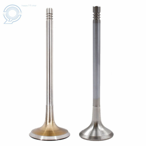 16x Intake Exhaust Valves /& Cotters Keepers Set For VW Tiguan GLI AUDI A3 A4 A5
