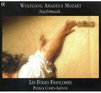 Les Folies Fran Oises, W.a. Mozart - Nachtmusik [new Cd]