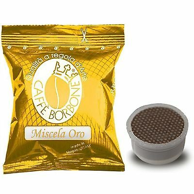 100 Cialde Capsule Caffè Borbone Miscela Oro compatibile Espresso Point