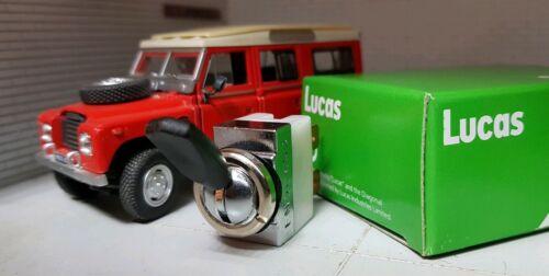 Land Rover Série 2 A 3 Véritable Lucas Smiths dual temp gauge Changeover Switch