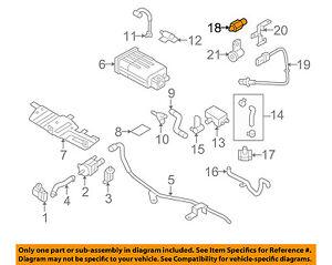 details about hyundai oem 07 12 veracruz 3 8l v6 pcv valve 267403c200 Pontiac 2004 3.8L Belt Diagram