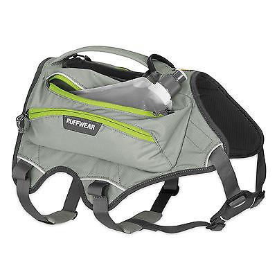 Ruffwear Singletrak Hiking Dog Back Pack Hydration Saddle Bags