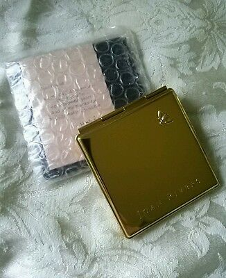 Joan Rivers Anniversary Mirror Compact Gift Sealed Qvc