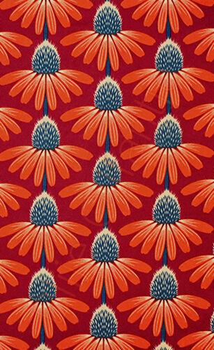 HALF YARD Free Spirit Anna Maria Horner Pretty Potent Echinacea Boost FLANNEL