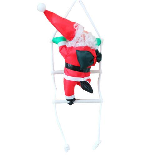 Weihnachtsmann Weihnachtspuppen Santa Christbaum Weihnachts Dekoration Neu