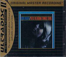 Redding, Otis Blue Sings Soul MFSL GOLD CD Neu OVP Sealed UDCD 575 mit J-Card