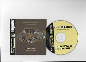DJ LEAGUE WE ROCK EUROPE DJ MISTA DJ PIRO - Italia - DJ LEAGUE WE ROCK EUROPE DJ MISTA DJ PIRO - Italia