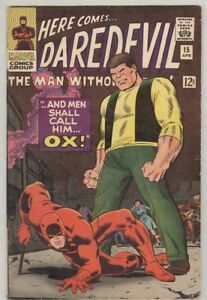 Daredevil-15-April-1966-VG