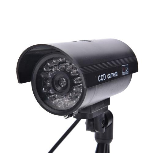 Dummy-Kamera Home Security Fake Cam mit LED-Imitationen für den InnenbereiCRH ML
