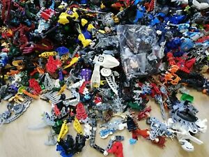 LEGO-1KG-HERO-FACTORY-BUILDABLE-ACTION-FIGURES-BIONICLES-PACK-S-BULK-MIX