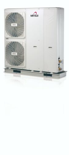A+ Wärmepumpe 16 kW Inverter Luft-// Wasser Monoblock ENMHP16RP24P3MI BAFA