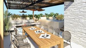 Preventa de Penthouse y Roof Privado con Alberca, en La Veleta, Tulum.