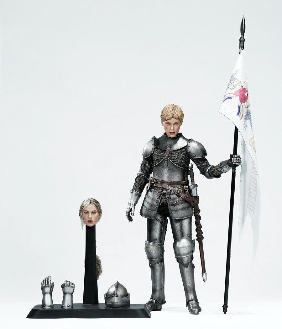 POPleksaker 1  6 POP -EX19 -A Den heliga kvinnan Knight PVC Action Figur