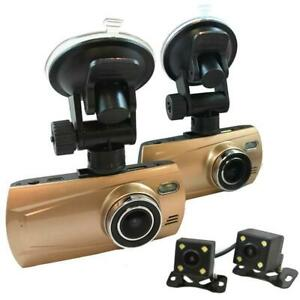 4-Cam-1080P-Trucker-Dash-Cam-Record-from-4-viewpoints-Optional-GPS