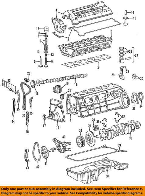 mercedes w210 cylinder head valve cover 1040102230 for engine m104 1993 300sl engine diagram mercedes oem 96 99 s320 engine valve cover 1040102230