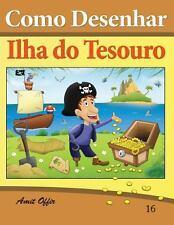 Como Desenhar : Ilha Do Tesouro by Amit Offir (2013, Paperback)