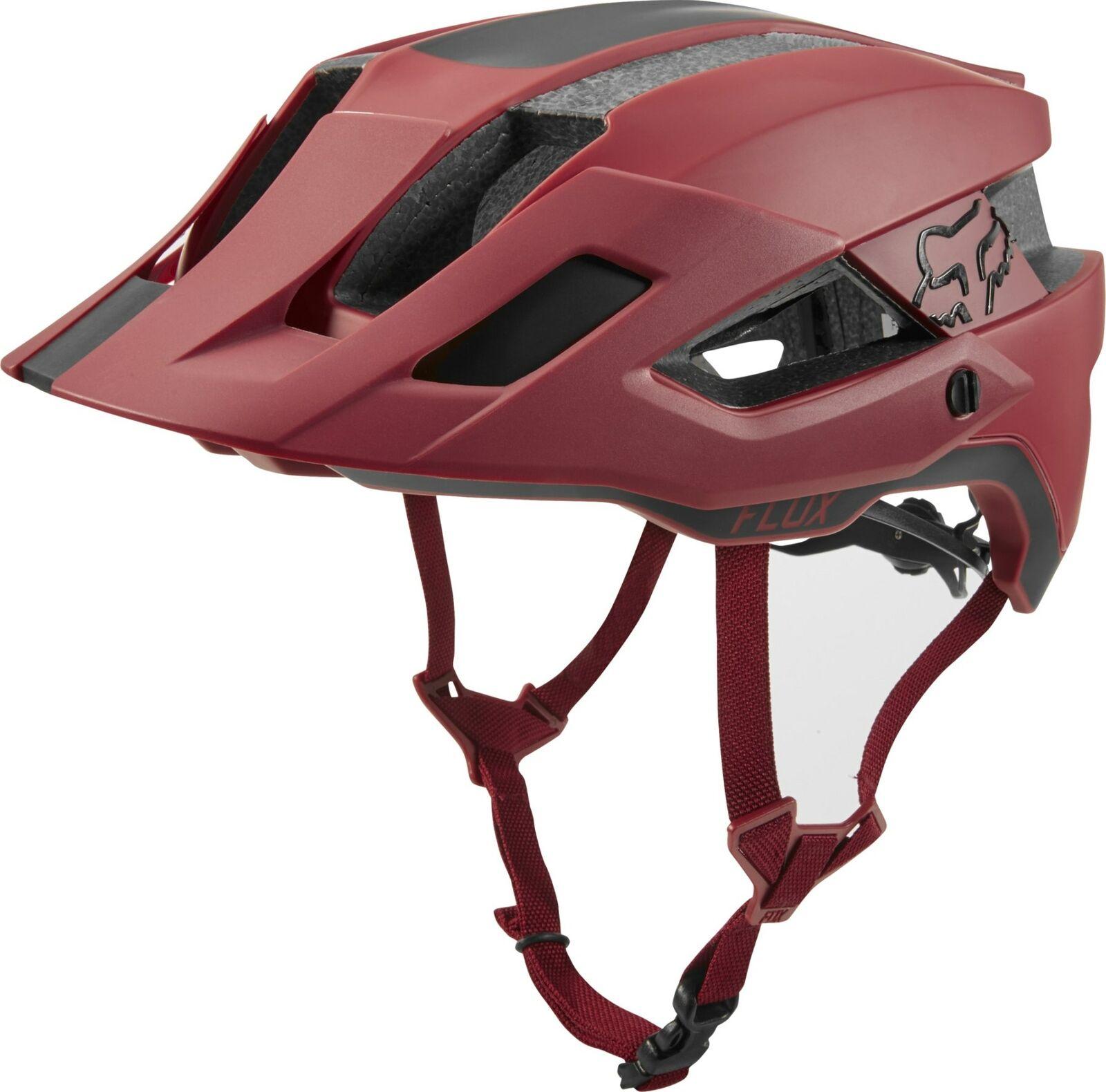 FOX Flux Rush Helmet [SP 2019]   S M Cardinal