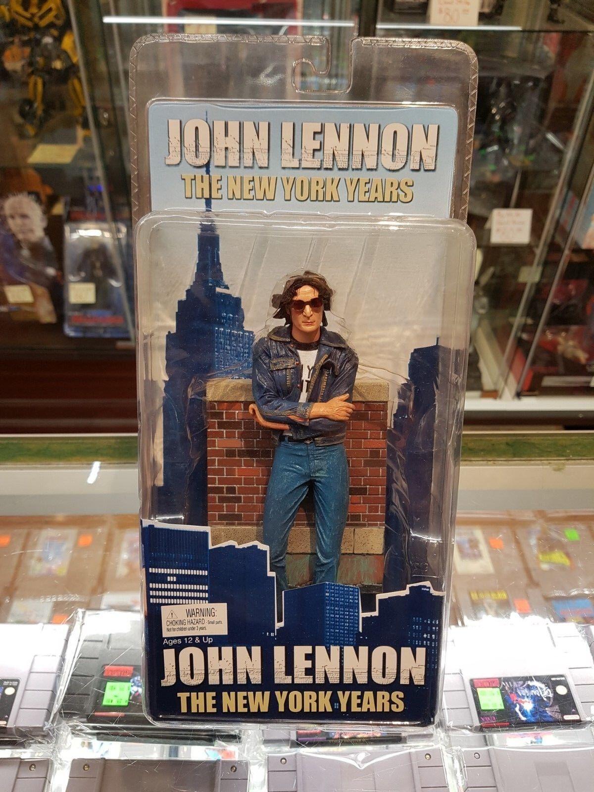 Neca - john lennon in new york - und versiegelt