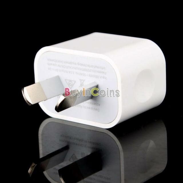 2A AU Plug USB Wall Charger Power Adapter for Phone cell phone