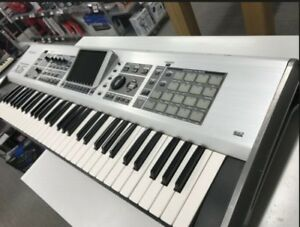 Details about USED Roland Fantom-X6 FantomX6 61 Key Keyboard Synth  Synthesizer Digital White