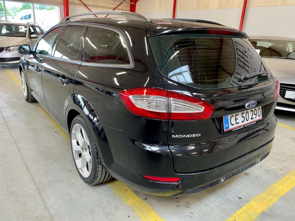 Ford Mondeo 2,0 TDCi 140 Titanium+ stc. aut. Diesel aut.