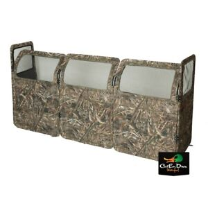 NEW AVERY OUTDOORS FINISHER PANEL BLIND MAX-5 CAMO - BOAT FIELD HUNTING BLIND