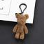 Cute-Teddy-Bear-Keyring-Rhinestones-Gloomy-Bear-Keyring-Handbag-Charm-3D-Pendant thumbnail 10