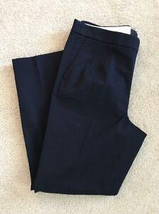b8521 Poches Martie Black pantalons J Pant jambes 4 de Women Crew raccourcies pour nq1606EY