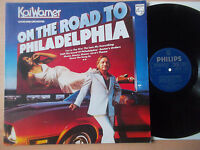 LP Kai Warner On the Road to Philadelphia Orchester Chor Philips 1975 VG++