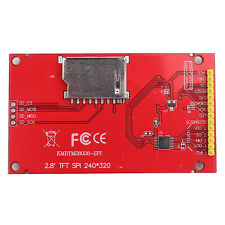 28 28 Inch Tft Spi Serial Port Lcd Touch Panel Module Ili9341 240x320 5v33v