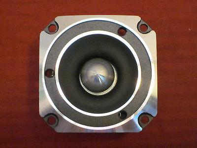 "3-1//8/"" Titanium Tweeters.120 watts.Speakers.Pair.Home Audio.Replacement 2 NEW"