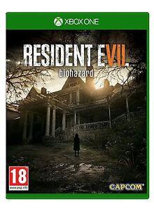 RESIDENT-EVIL-7-BIOHAZARD-Xbox-One-NUEVO-PRECINTADO