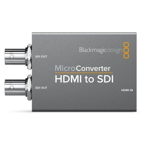 Blackmagic Design Micro-HDMI a SDI Convertidor de Calidad de transmisión miniaturizado