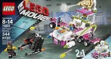 NEW The LEGO MOVIE Ice Cream Machine 70804 Van Cone Mike Jo Cardio Carrie NIB